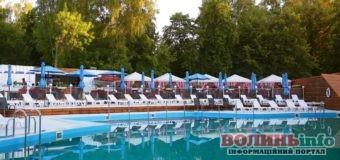 Відкриті басейни Луцька: графік роботи, ціни, фото