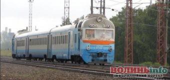 Львівська залізниця ремонтує колію: не курсуватиме потяг Ковель – Заболоття
