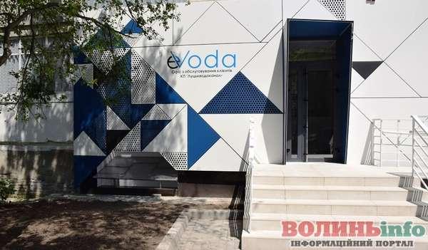 сервісний центр EVODA