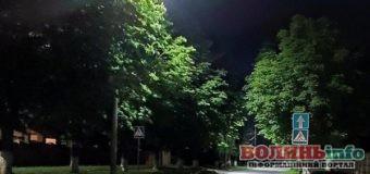 На вулицях Луцька стало світліше