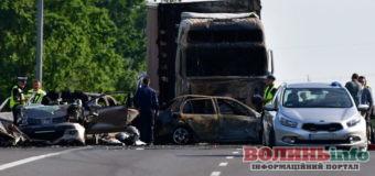 Українського водія нагородили в Польщі за порятунок людей