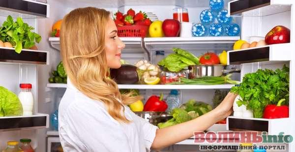 Які продукти не варто зберігати в холодильнику