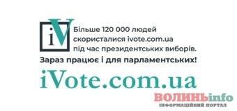 В Україні розробили зручний сервіс для виборців