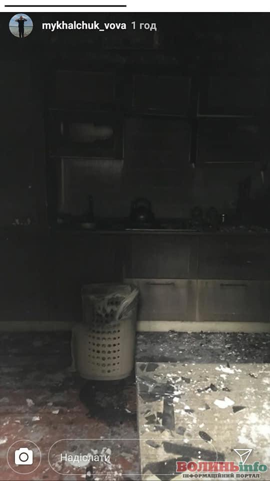 Родина погорільців з Луцька потребує допомоги