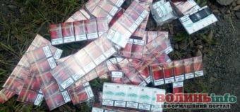На Волині виявили контрабанду цигарок на 56 тисяч гривень