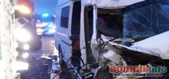 Українські заробітчани потрапили в смертельне ДТП у Польщі