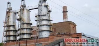 ПрАТ «Гнідавський цукровий завод» отримав від Головного управління Держпродспоживслужби у Волинській області щодо негайно припинення експлуатації промислового майданчика №2