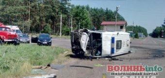 Жахлива аварія на Волині: дві людини загинули та ще двох у реанімації