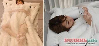 Це варто побачити: японці вигадали макарони для сну