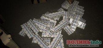 32 ящики цигарок в кущах – знахідка волинських прикордонників