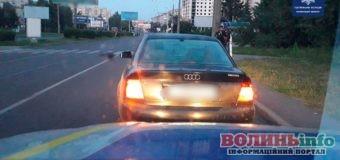 Затримали водія, який перевозив наркотики