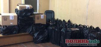 Контрабанду цигарок намагалися вивезти вантажівкою з України