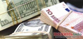 Курс валют на 2 серпня