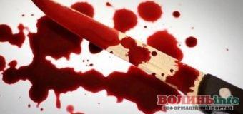 На Волині жінка вбила п'яного чоловіка на очах у дітей