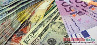 Курс валют 22 серпня