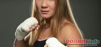 Волинянка Тетяна Коб стала півфіналісткою чемпіонату Європи з боксу