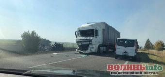 Аварія біля Турійська – відома попередня кількість жертв