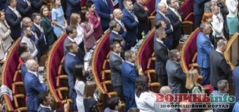 Депутати проголосували за імпічмент президента