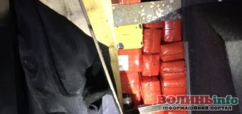 """850 кг сиру намагалися незаконно перевезти автобусом """"Варшава-Луцьк"""""""
