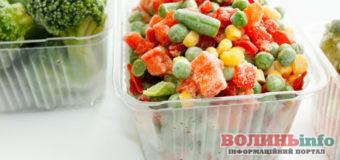 Заморожування на зиму: як заготовити овочі, зберігши вітаміни