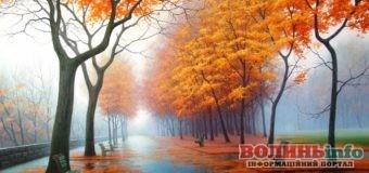 Погода 13 листопада