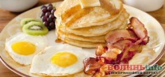 Чим снідати щодня