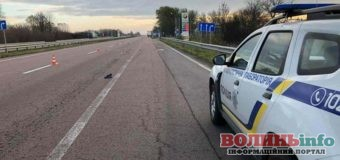 На Рівненщині під колесами вантажівки загинув волинянин