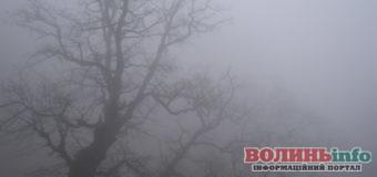 Туман: надзвичайники попередили про погіршення видимості
