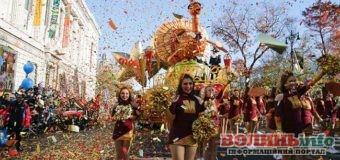 Новорічний парад вперше пройде в Україні