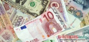 Офіційний курс валют на 28 листопада
