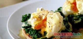 Сніданок: смачні ідеї за 5 хвилин