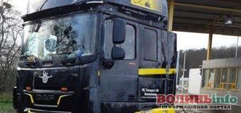 """На кордоні з Польщею """"знайшли"""" виркадену вантажівку та авто, яке перебувало в міжнародному розшуку"""