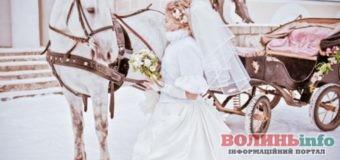 Весілля взимку: як заощадити на квітах і декорі