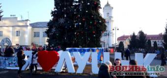 Святковий новорічно-різдвяний Луцьк: що, де і коли відбудеться у місті на свята