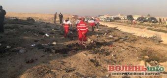 Авіакатастрофа в Тегерані: розбився український літак, не вижив ніхто
