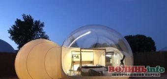 В Іспанії з'явився готель з бульбашок
