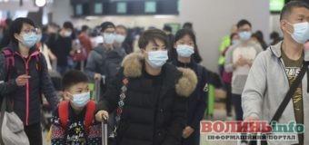 Українцям радять відмовитись від поїздок до Китаю