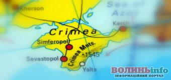 Порядок перетину адмінкордону з Кримом зміниться