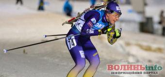 Українка очолила рейтинг кращих снайперів Кубку світу з біатлону