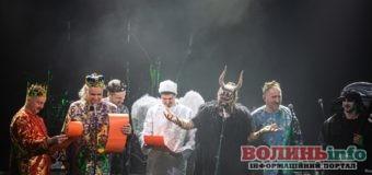Гурт ТНМК у нових амплуа у Луцьку: Фагот в образі чорта, Фоззі-сіоніст, царі-гітаристи