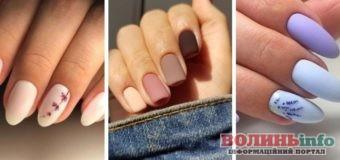 Весняний манікюр 2020: що цікавого і красивого намалювати на нігтях?