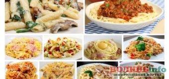 Підлива до макаронів – смачні рецепти, щоб урізноманітнити буденну страву