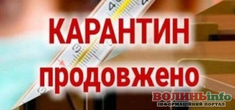 Карантин в Україні продовжать до 22 травня, але з послабленнями