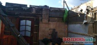У сім'ї волинян згорів будинок – люди у відчаї. Прохання допомогти!