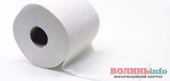 Акція: туалетний папір до кожного замовлення