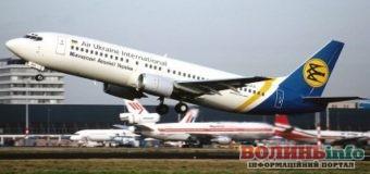 МАУ скасовує рейси через коронавірус