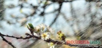 Морозний квітень: синоптики прогнозують потепління лише після Великодня