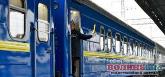 22 додаткові поїзди Укрзалізниця запустить до 8 Березня