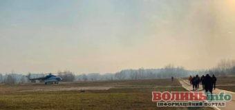 Пожежа в Чорнобильській зоні: понад тиждень рятувальники намагаються загасити палаючий ліс