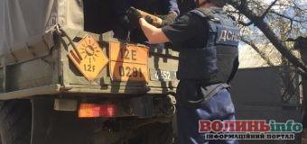 175 вибухонебезпечних предметів  знищили на Горохівщині